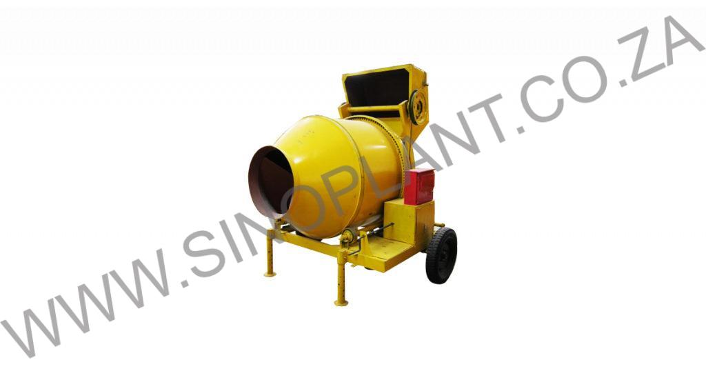 Concrete Mixer 800kg Electric