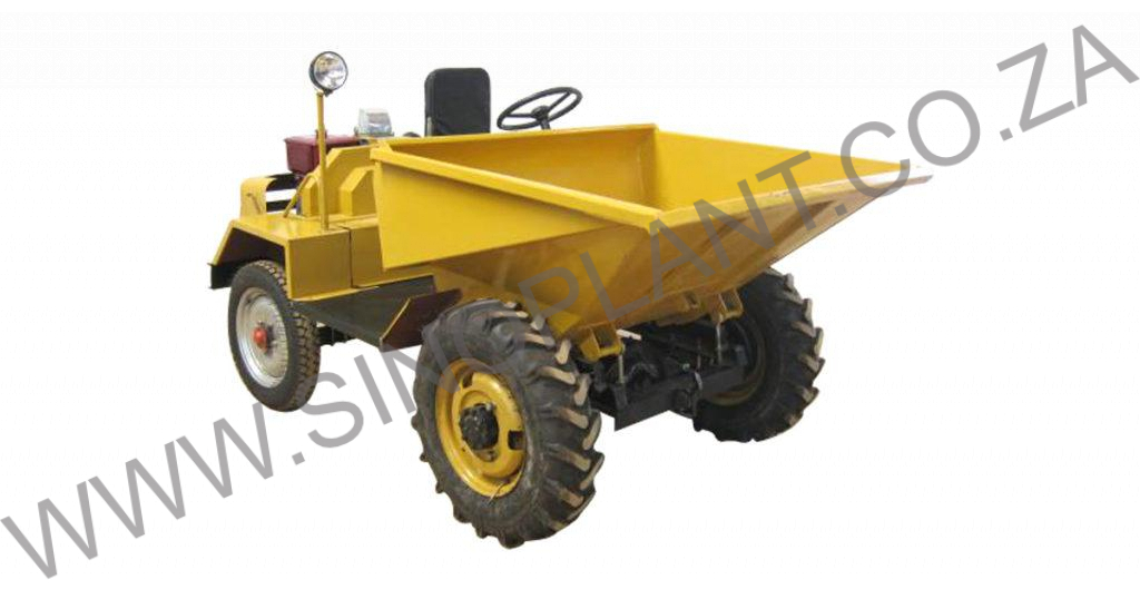 Site Dumper 4x2 1.5 Ton