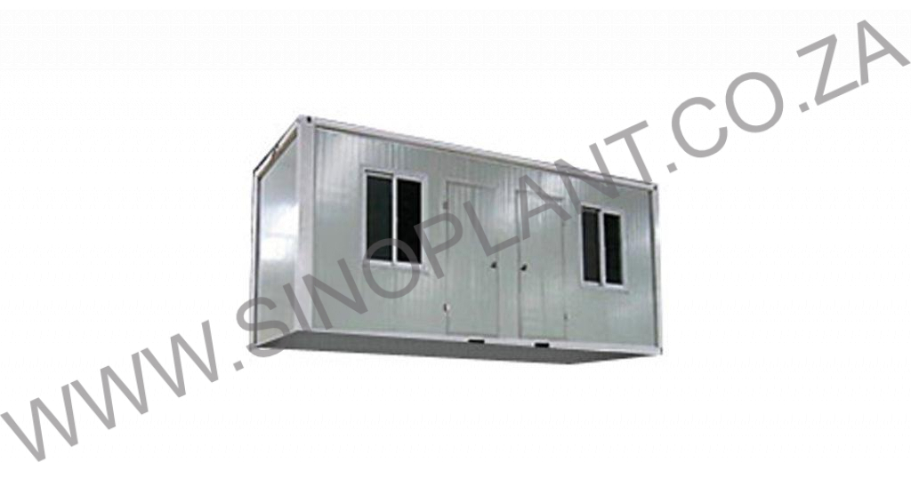 2 Room Container