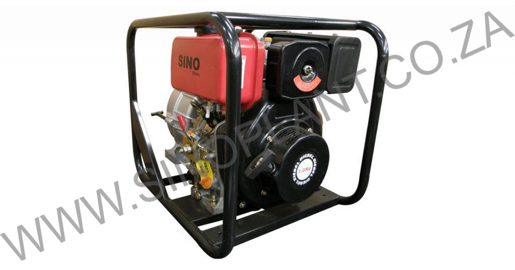3 Inch Diesel Dirty Water Pump