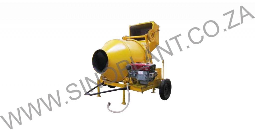 800kg Diesel Concrete Mixer