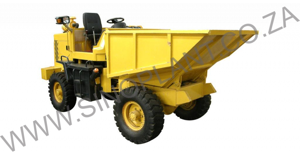 4x4 Site Dumper 4 Ton