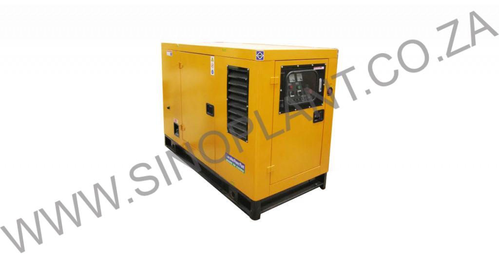 40kVA Generator Silent Pack Diesel 220v