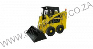 JC35 Skid Steer