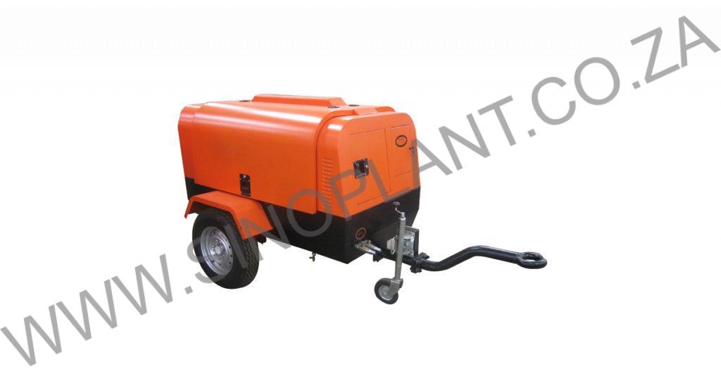3.6 Cubic Meter Diesel Compressor