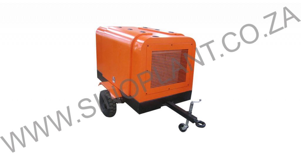 5 Cubic Meter Diesel Compressor