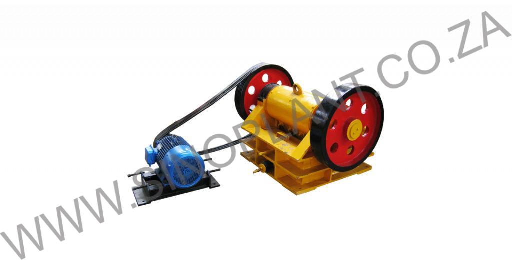 Jaw Crusher PE 150x750 Fine
