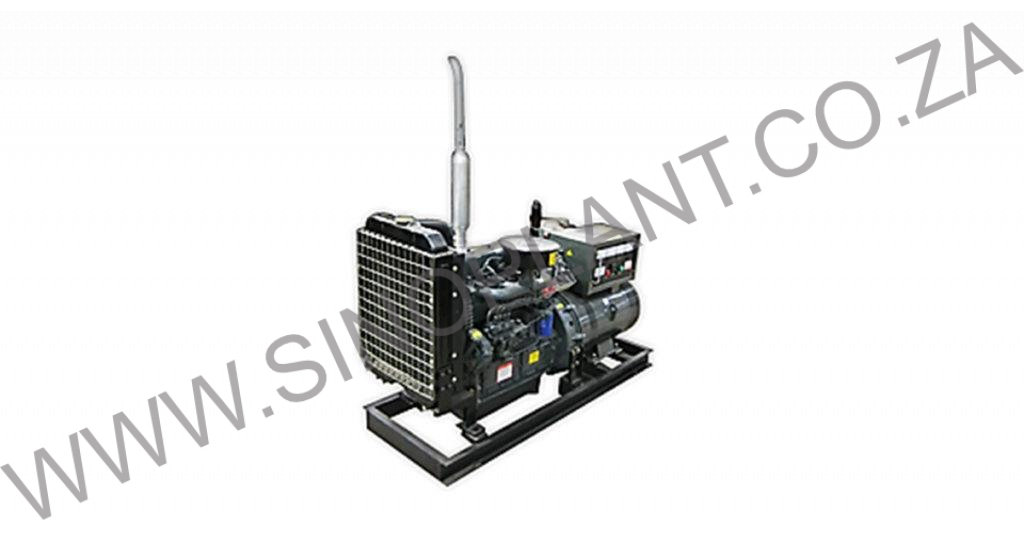 40kVA 220V Diesel Open Type Generator