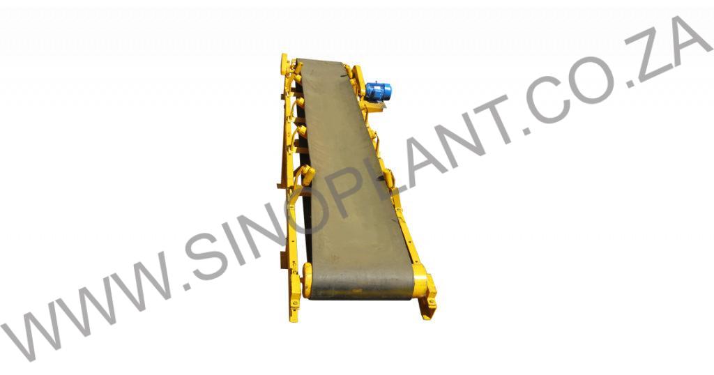 380V 12 Metre Belt Conveyer