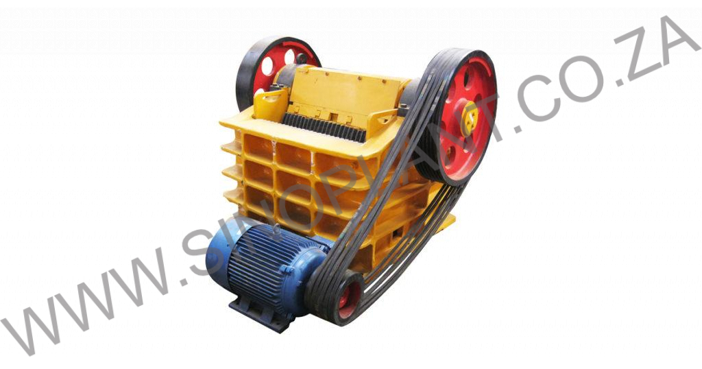 Jaw Crusher PE 250 x 1000 Fine