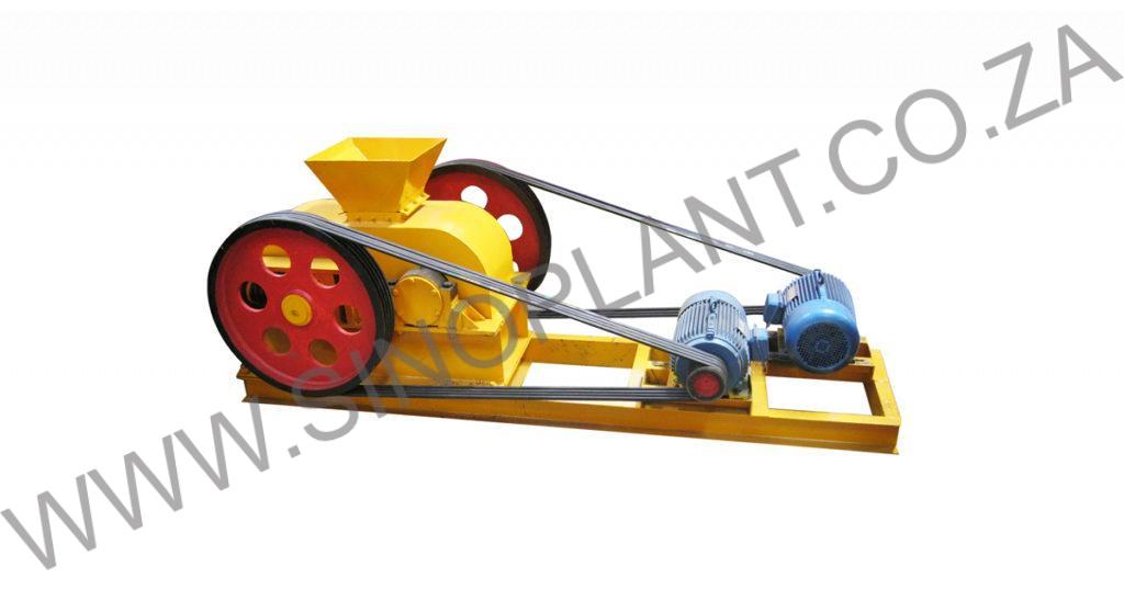 Roller Crusher 380v