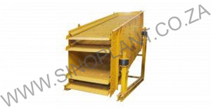 Vibrating Screen 4 Layer