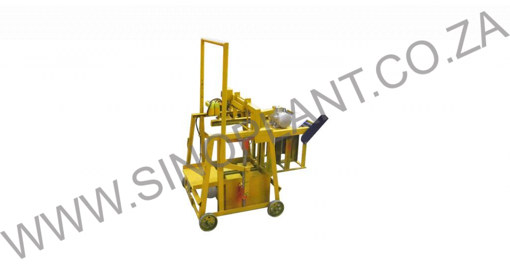 Brick Machine 220V Stock Brick