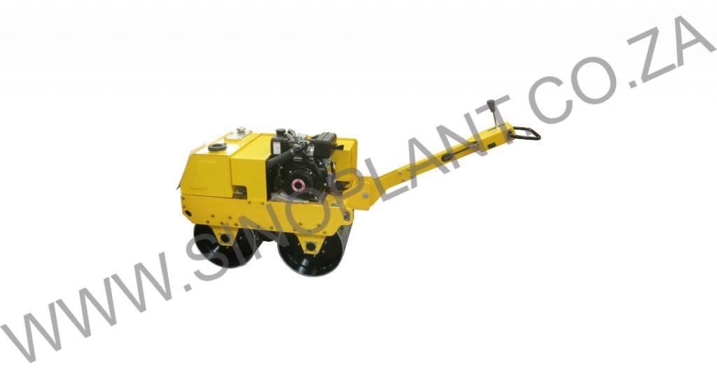 570kg Walk-Behind Vibrating Drum Roller Diesel