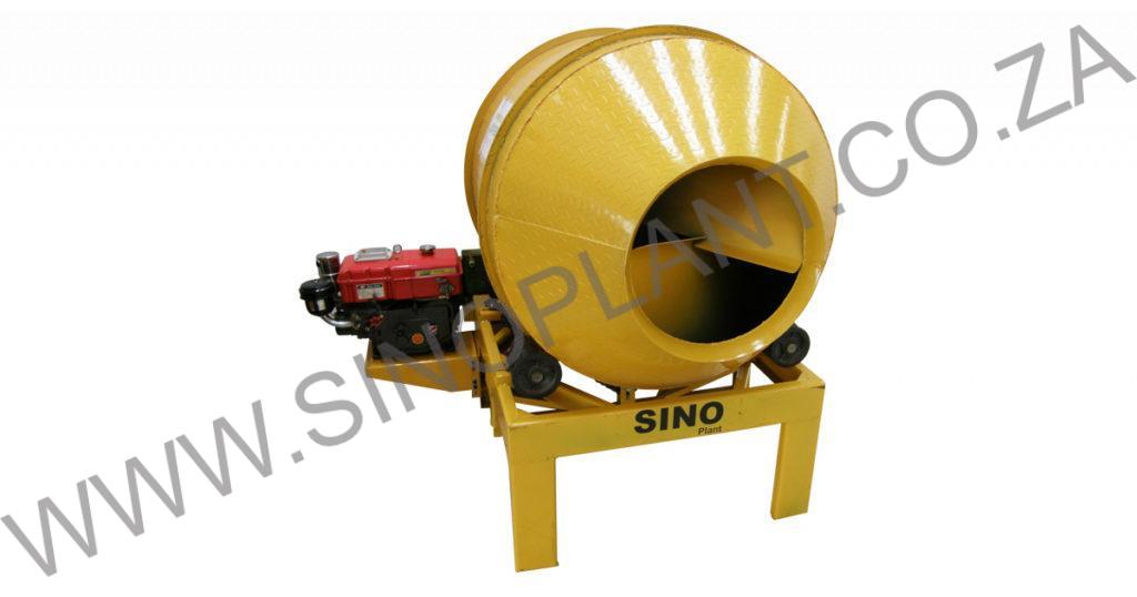 Drum Mixer 600 Litre Diesel