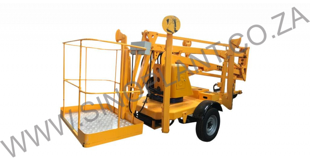 Lifting Platform 10m Diesel