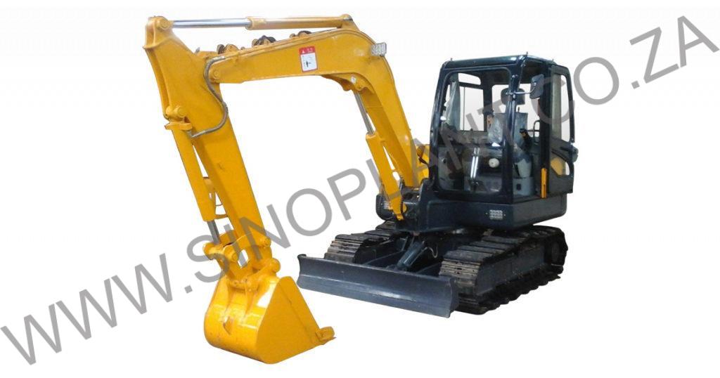 6000kg Excavator