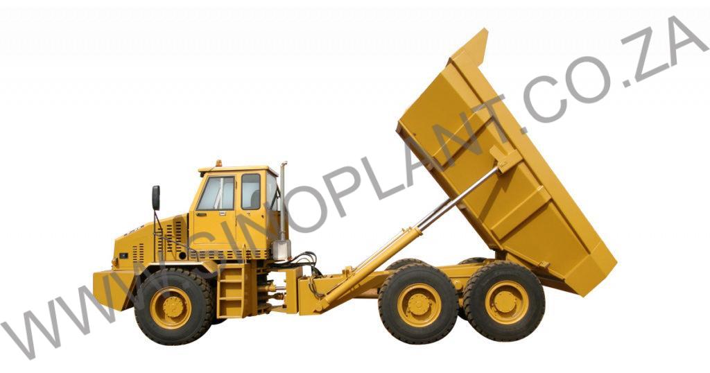 ADT Site Dumper 25 Ton