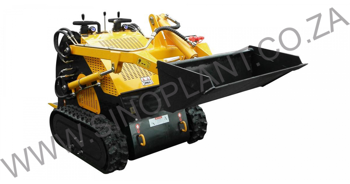 Skid Steer (Stand On) J400 Tracked (excl. Bucket)