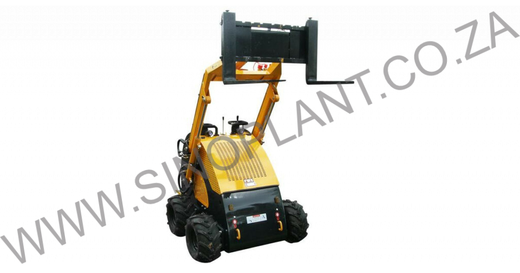 Skid Steer (Stand On) J400T Wheeled (excl. Bucket)