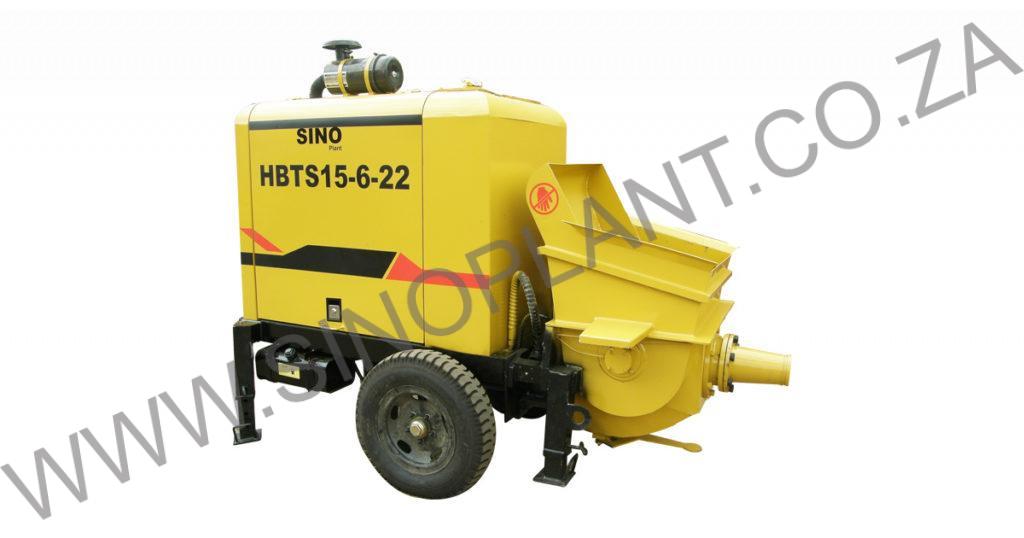 Concrete Pump Diesel 15m³