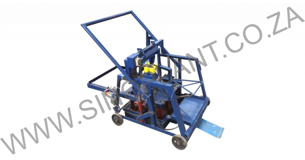 Brick Machine (220V Interlocking Paver)