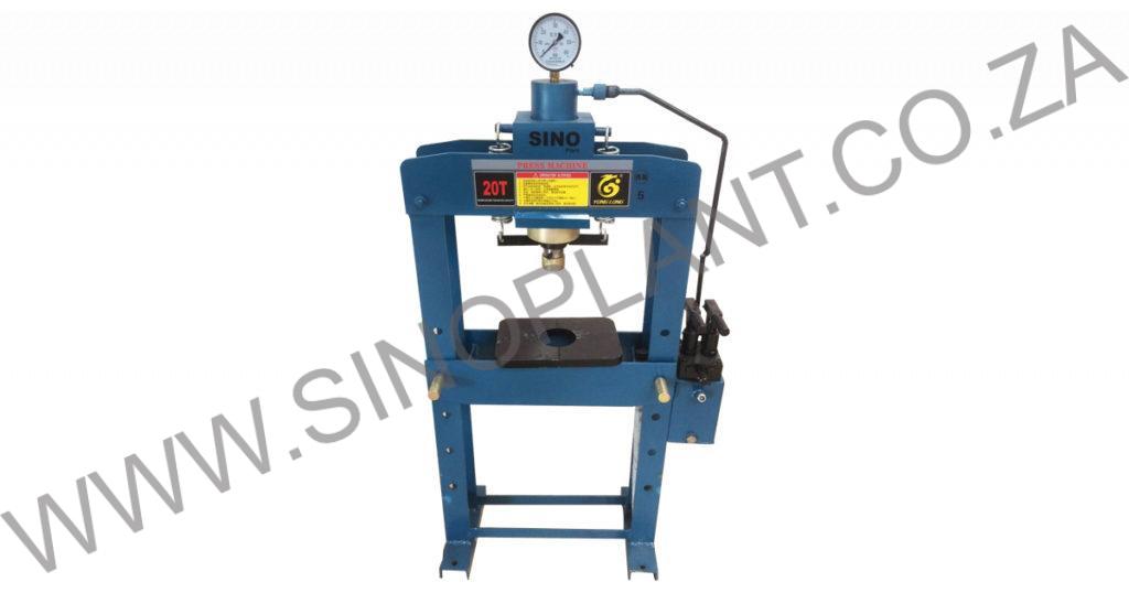 Hydraulic Press (20 Ton)