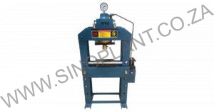 Hydraulic Press (50 Ton with Gauge)