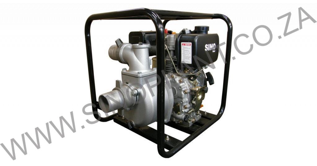 3 Inch Diesel Water Pump