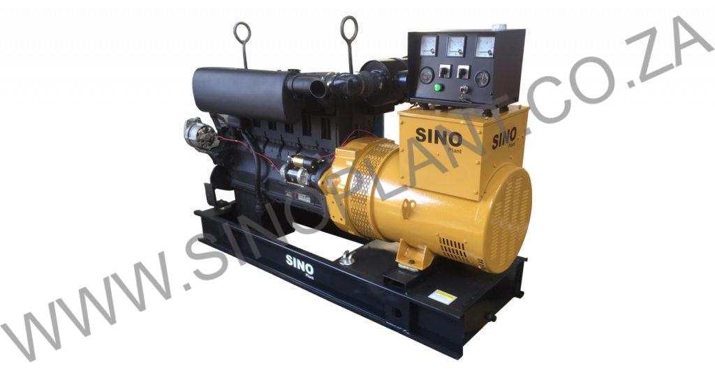 50kVA 380V Diesel Generator