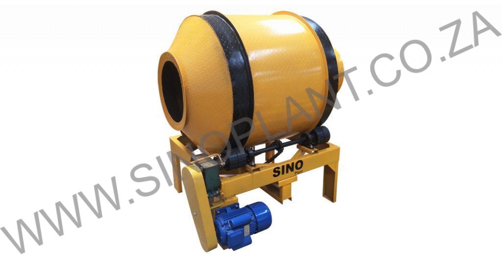 Drum Mixer - Electric, 600L 220V