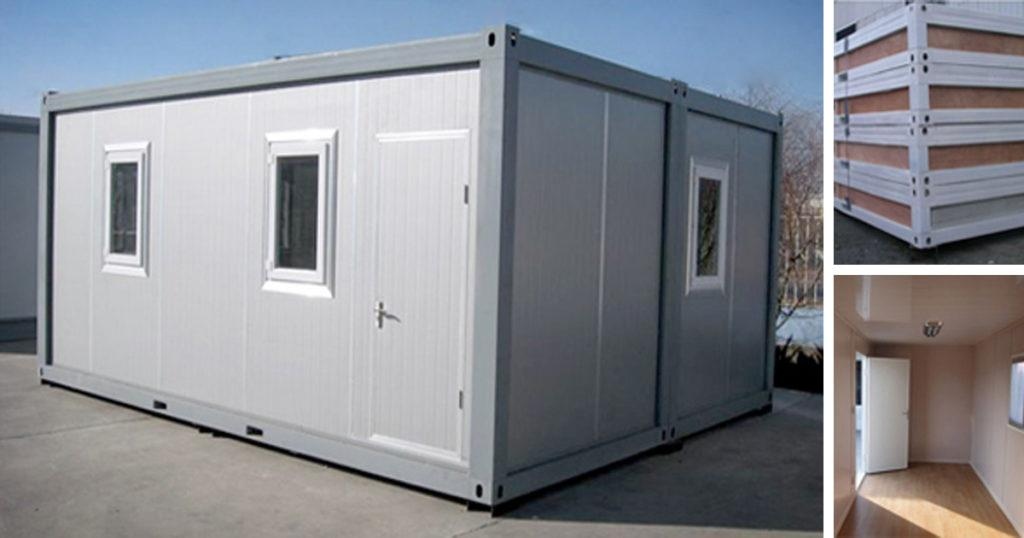 Container - Double Size Room
