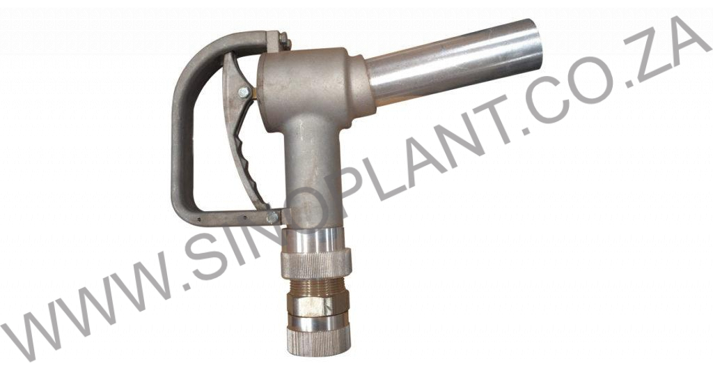 Fuel Nozzle - Manual Stop - 1.5 Inch / 38mm