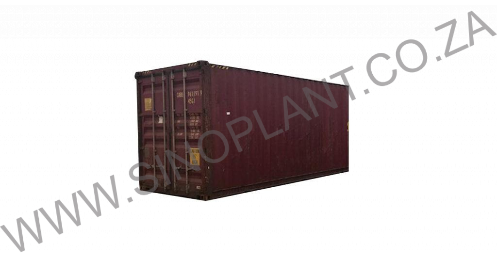 Shipping Container 6m (USED)