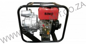 3 Inch Petrol Dirty Water Pump