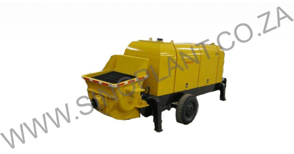 Concrete Pump Diesel 65m³