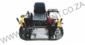 Ride-On Power Trowel 65 Inch Honda