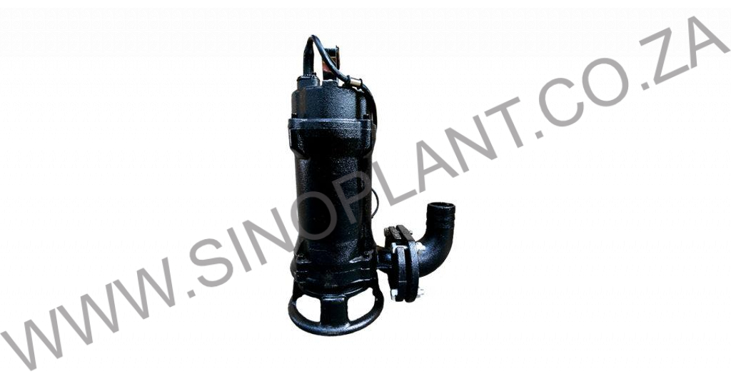 Submersible Dirty Water Pump 0.75kw